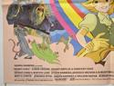 HEIDI'S SONG (Bottom Left) Cinema Quad Movie Poster