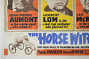 THE HORSE WITHOUT A HEAD (Bottom Left) Cinema Quad Movie Poster