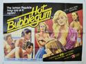 HOT BUBBLEGUM Cinema Quad Movie Poster