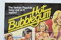 HOT BUBBLEGUM (Top Left) Cinema Quad Movie Poster