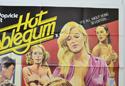 HOT BUBBLEGUM (Top Right) Cinema Quad Movie Poster