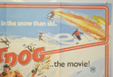 HOT DOG.. THE MOVIE (Top Right) Cinema Quad Movie Poster