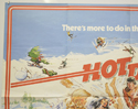 HOT DOG.. THE MOVIE (Top Left) Cinema Quad Movie Poster
