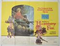 HUCKLEBERRY FINN Cinema Quad Movie Poster