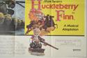 HUCKLEBERRY FINN (Bottom Right) Cinema Quad Movie Poster