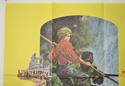 HUCKLEBERRY FINN (Top Left) Cinema Quad Movie Poster