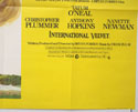 INTERNATIONAL VELVET (Bottom Right) Cinema Quad Movie Poster