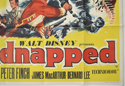KIDNAPPED (Bottom Right) Cinema Quad Movie Poster
