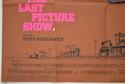 THE LAST PICTURE SHOW (Bottom Left) Cinema Quad Movie Poster