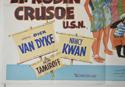 LT. ROBIN CRUSOE U.S.N. (Bottom Left) Cinema Quad Movie Poster