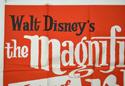 THE MAGNIFICENT REBEL (Top Left) Cinema Quad Movie Poster