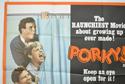 PORKY'S (Top Left) Cinema Quad Movie Poster