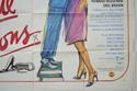 PRIVATE LESSONS (Bottom Right) Cinema Quad Movie Poster