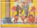 REVENGE OF THE NERDS (Bottom Left) Cinema Quad Movie Poster