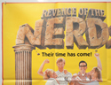 REVENGE OF THE NERDS (Top Left) Cinema Quad Movie Poster