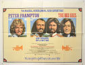 SGT. PEPPER'S LONELY HEARTS CLUB BAND Cinema Quad Movie Poster
