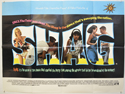 SHAG Cinema Quad Movie Poster