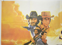SILVERADO (Top Left) Cinema Quad Movie Poster