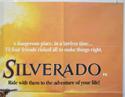SILVERADO (Top Right) Cinema Quad Movie Poster