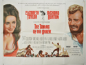 THE TAMING OF THE SHREW Cinema Quad Movie Poster