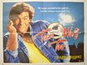 TEEN WOLF TOO Cinema Quad Movie Poster