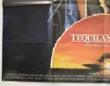 TEQUILA SUNRISE (Bottom Left) Cinema Quad Movie Poster
