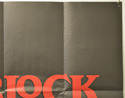 WARLOCK (Top Right) Cinema Quad Movie Poster