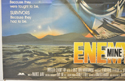 ENEMY MINE (Bottom Left) Cinema Quad Movie Poster