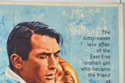 BELOVED INFIDEL (Top Right) Cinema Quad Movie Poster