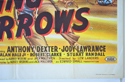 BURNING ARROWS (Bottom Right) Cinema Quad Movie Poster