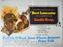 CASTLE KEEP Cinema Quad Movie Poster