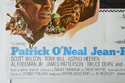 CASTLE KEEP (Bottom Left) Cinema Quad Movie Poster