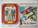 DOC / THE RED BARON Cinema Quad Movie Poster
