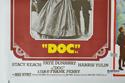 DOC / THE RED BARON (Bottom Left) Cinema Quad Movie Poster