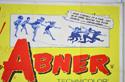 LI'L ABNER (Top Right) Cinema Quad Movie Poster