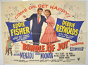 BUNDLE OF JOY Cinema Quad Movie Poster