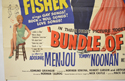 BUNDLE OF JOY (Bottom Left) Cinema Quad Movie Poster