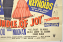 BUNDLE OF JOY (Bottom Right) Cinema Quad Movie Poster