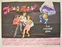 FINIAN'S RAINBOW Cinema Quad Movie Poster