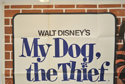 MY DOG THE THIEF (Top Left) Cinema Quad Movie Poster
