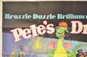 PETE'S DRAGON (Top Left) Cinema Quad Movie Poster