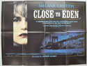 Close To Eden <p><i>(a.k.a. A Stranger Among Us) </i></p>