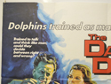 THE DAY OF THE DOLPHIN (Top Left) Cinema Quad Movie Poster