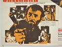 MACHO CALLAHAN / RIDER ON THE RAIN (Bottom Left) Cinema Quad Movie Poster