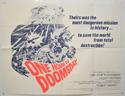 ONE HOUR TO DOOMSDAY Cinema Quad Movie Poster