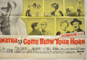COME BLOW YOUR HORN (Bottom Right) Cinema Quad Movie Poster