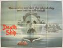 DEATH SHIP Cinema Quad Movie Poster