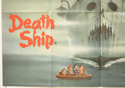 DEATH SHIP (Bottom Left) Cinema Quad Movie Poster
