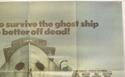 DEATH SHIP (Top Right) Cinema Quad Movie Poster