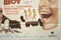 THE ERRAND BOY (Bottom Right) Cinema Quad Movie Poster